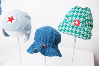 Sommermützen und -Hüte von KikKid 12,-€, 15,-€ und 16,90€